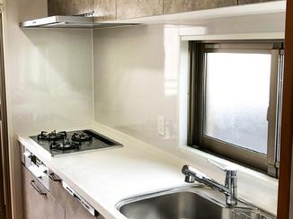 キッチンリフォーム お客様のイメージ通りに仕上げたキッチン